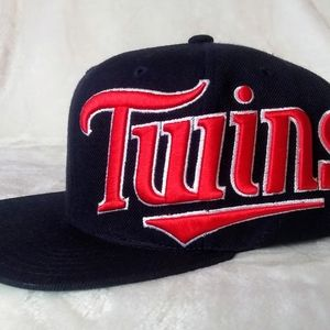 MN Twins Fan Gift Baseball Cap MLB Hard to find!